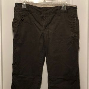 Old navy low rise bootleg pants
